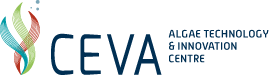 CEVA Center for Study and Valorization of Algae Logo