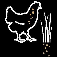 Icone santé & nutrition animales et végétales
